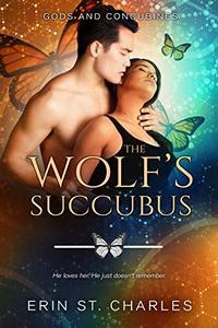 The Wolf's Succubus: BWWM Paranormal Romance