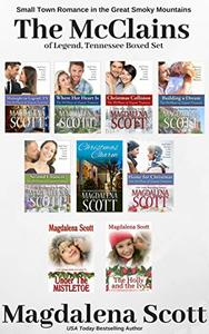 The McClains of Legend, Tennessee Boxed Set: Small Town Romance in the Great Smoky Mountains
