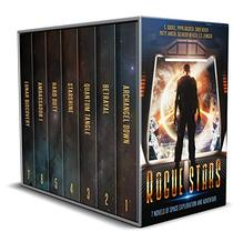 Rogue Stars: 7 Novels of Space Exploration and Adventure