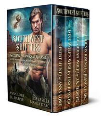 Southwest Shifters: Sizzling Paranormal Romance with Werewolves, Witches, Alpha Heroes, and a Hint of Magic