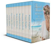Beach Brides Message in a Bottle Boxed Set: A Collection of 9 Sweet Romance Novellas from the Beach Brides Series