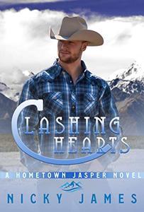 Clashing Hearts: An enemies to lovers, gay romance novel