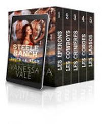 Steele Ranch - Toute la série - Tomes 1 - 5