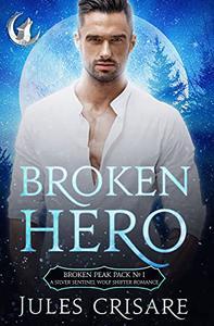 Broken Hero: A Silver Sentinel Fated Mates Wolf Shifter Romance