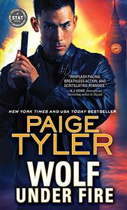 Wolf Under Fire: An Alpha Shifter with a Vendetta Teams up with a Mistrustful Woman in a Globe-Crossing Adventure of Love and Intrigue