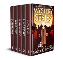 Lucille Pfiffer Mystery Series (Books 1 - 5): An Exciting Cozy Mystery Collection
