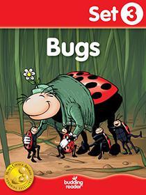Budding Reader Book Set 3: Bugs