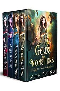 Gods and Monsters Box Set: Paranormal Romance Reverse Harem