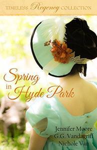 Spring in Hyde Park