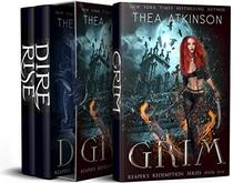 Reapers Redemption Box Set  Complete Series: Books 1-3