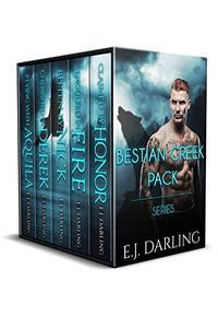 Bestian Creek Pack Complete Series: Books 1-5