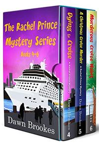 The Rachel Prince Mystery Series: Books 4-6
