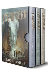 Steamborn: The Complete Trilogy Box Set
