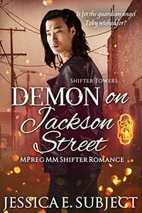 Demon on Jackson Street: An MM Mpreg Shifter Romance