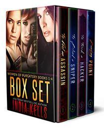 The Women of Purgatory Books 1-4 Box Set