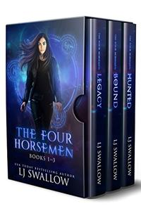 The Four Horsemen Series Box Set: Books 1 to 3