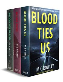 The Blood Ties Trilogy (Books 1 - 3) Box Set