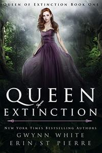 Queen of Extinction: A Dark Sleeping Beauty Fairy Tale Retelling