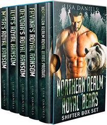 Northern Realm Royal Bears Shfter Box Set