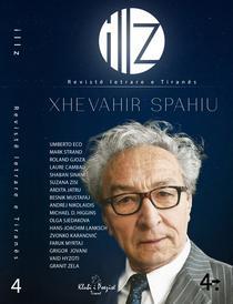 illz - Revistë Letrare e Tiranës - Nr. 4
