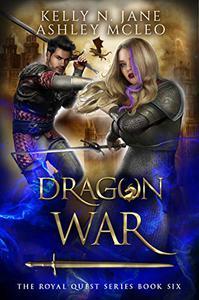Dragon War: A Dragon Shifter Fantasy Adventure