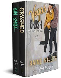 Vegas Crush Box Set: A Hockey Love Story: 1 - 2