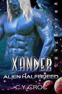Xander Alien Halfbreed: A SciFi Romance