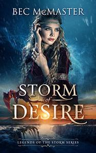 Storm of Desire: Dragon Shifter Romance