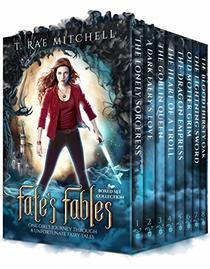 Fate's Fables Boxed Set Collection: One Girl's Journey Through 8 Unfortunate Fairy Tales