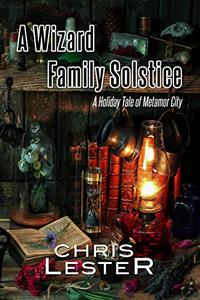 A Wizard Family Solstice