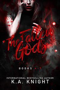 The Fallen Gods Complete Series: Books 4-7
