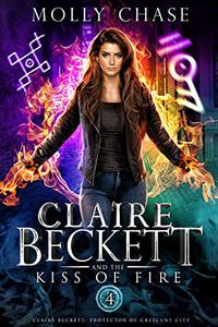Claire Beckett and the Kiss of Fire