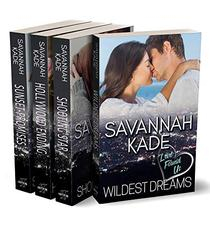 The Love Found Us Series: Wildest Dreams, Shooting Star, Hollywood Ending, Sunset Promises