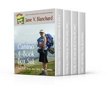 Camino 4-Book Box Set: See, Feel, Prep, and Enjoy the Camino