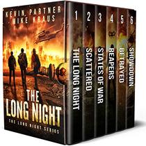 The Long Night Box Set: The Complete The Long Night Series - Books 1-6