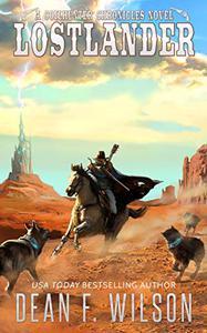 Lostlander - A Science Fiction Western Adventure