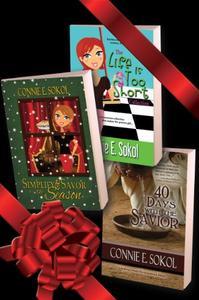 Simplify & Savor Holiday Gift Set: Organize, Spiritually Focus, Lighten Up!