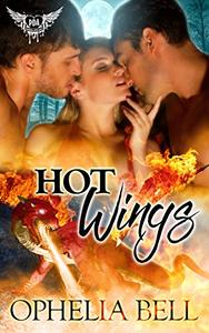 Hot Wings: Paranormal Dating Agency