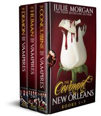 The Covenant of New Orleans: Books 1-3