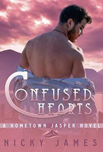 Confused Hearts: a bisexual awakening, gay romance novel