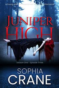 Juniper High 3 - A YA shifter high school romance: Witches, Shifters, and Vampires in this young adult romance series of books