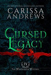 Cursed Legacy: A Supernatural Academy Series