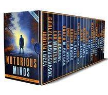 Notorious Minds Boxset: Mystery & Thriller Crime