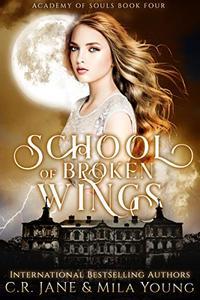 School of Broken Wings: Academy of Souls Book 4