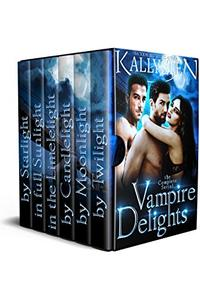 Vampire Delights - The Complete Serial
