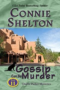Gossip Can Be Murder: A Girl and Her Dog Cozy Mystery