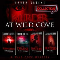 A Wild Cove Mystery series Vol 1-5