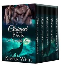 Claimed by the Pack - The Complete Series: Werewolf Shifter Romance