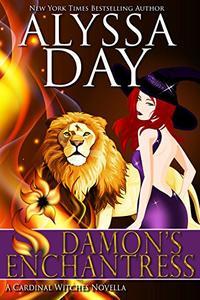 DAMON'S ENCHANTRESS: A Cardinal Witches paranormal romance